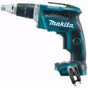 Parafusadeira P/Gesso / Drywall a Bateria Makita DFS452Z
