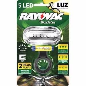 Lanterna Dianteira P/ Bicicletas - Rayovac
