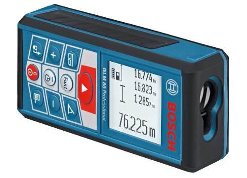 Medidor De Distância Laser 80 Metros - Glm80 - Bosch