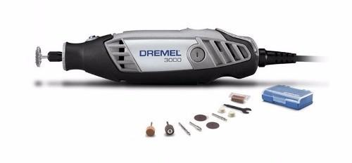 Micro Retífica Dremel 3000 C/ 10 Acessórios - 110v
