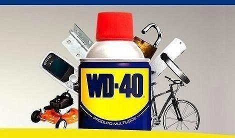 Óleo Lubrificante Spray Wd-40 300ml