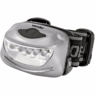 Lanterna Led P/ Cabeça Lc 005 - Vonder