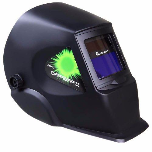 Máscara Autoescurecimento Carrera 2 - Carbografite