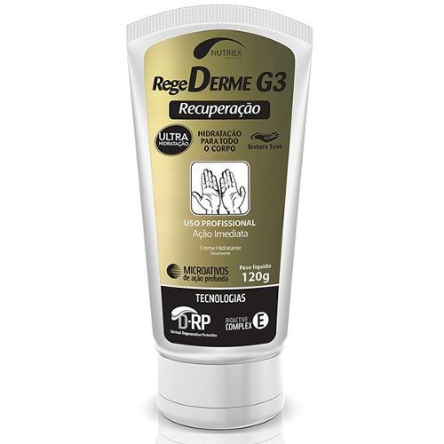 Creme Hidratante Regederme G3 Nutriex - 120g