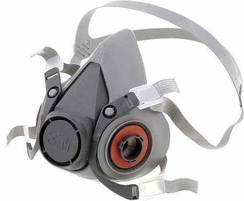 Respirador Máscara Semi Facial Série 6200 3m