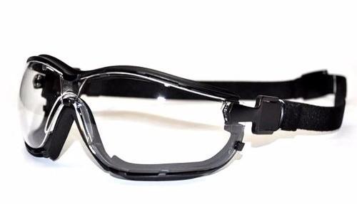 Óculos De Segurança Tahiti - Incolor - Kalipso