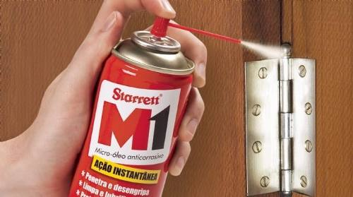 Micro-óleo Anticorrosivo M1 - Starret - 300ml