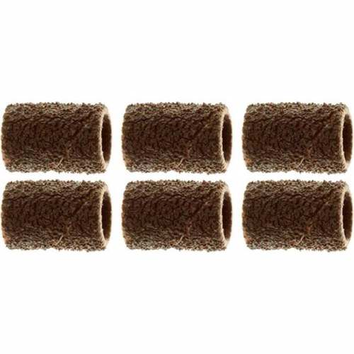Tubo De Lixa 1/4 Gr.60 (06 Unidades)- 431 - Dremel