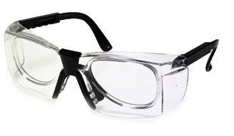 Óculos Segurança Armação Grau Castor 2 - Incolor - Kalipso