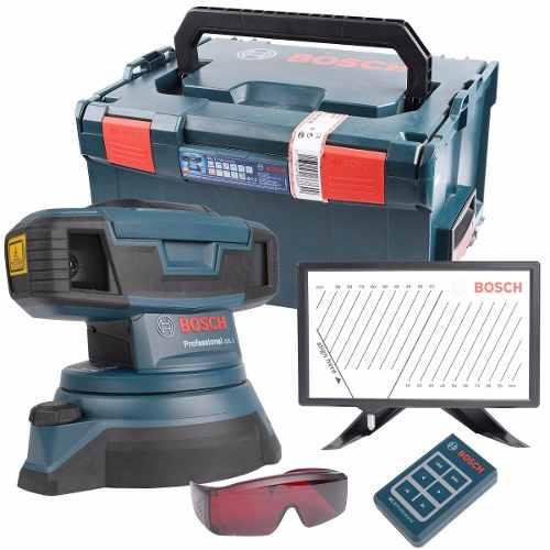 Nivel À Laser de Superfície Gsl 2 - Bosch Original !!!