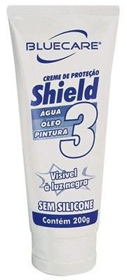 Creme De Proteção P/ Mãos Shield Grupo 3 - 200g.
