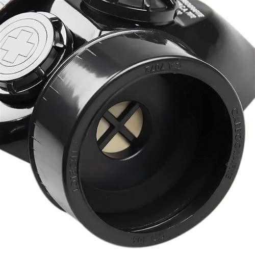 Respirador Semi Facial Cg 306 Carbografite S/filtro