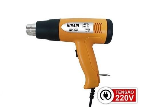 Soprador Termico Hk-509 1500w Hikari 220v