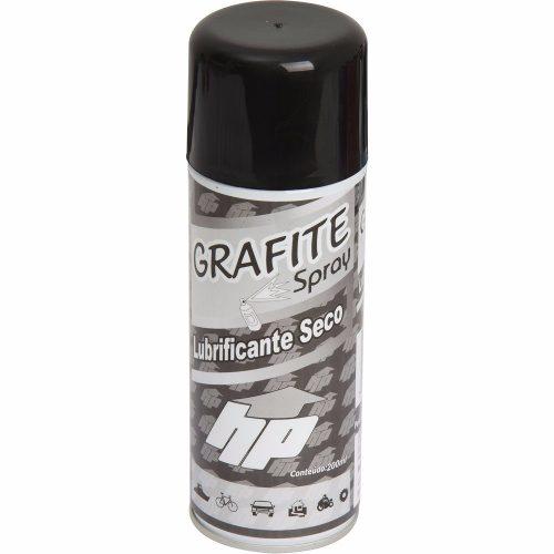 Grafite Spray Hp (lubrificante Seco) - 200 Ml