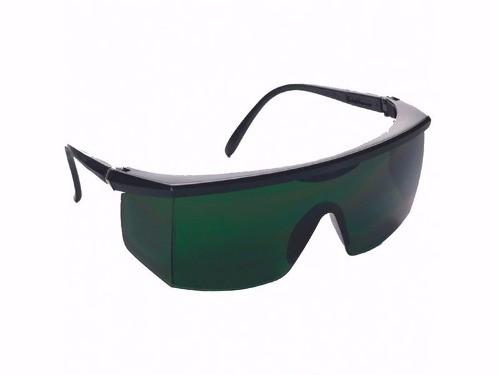 Óculos Segurança Jarguar Ir 5 Verde - Kalipso - Maçariqueiro