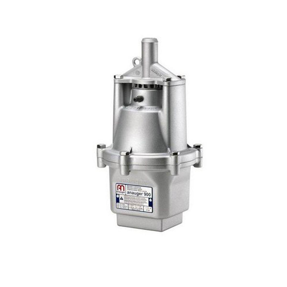 Bomba Submersa Vibratória Anauger 900 - 450w 110V