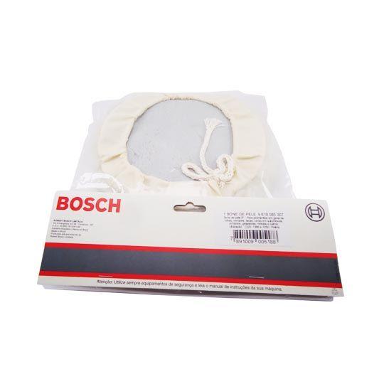 """Boné De Pele 8"""" Para Politriz 9618085307 Bosch"""