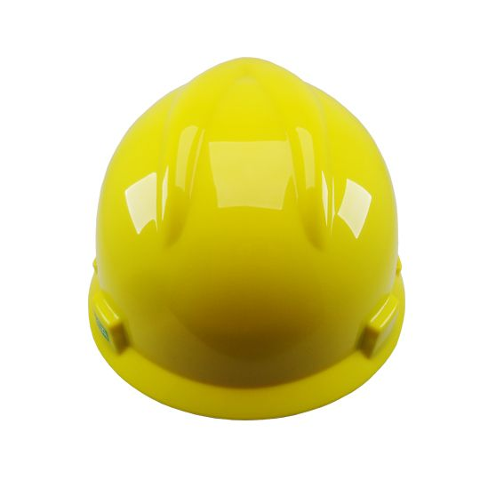 Capacete De Seg. V-Gard Tipo 2, Aba Frontal, Classe B, Amarelo, Msa