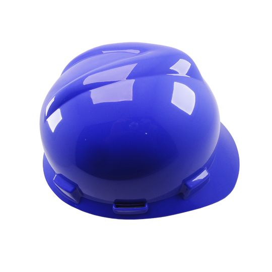 Capacete De Seg. V-Gard Tipo 2, Aba Frontal, Classe B, Azul, Msa