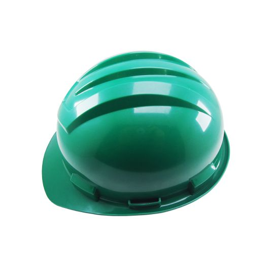 Capacete de segurança tipo 2, Aba frontal, Classe B, Com jugular