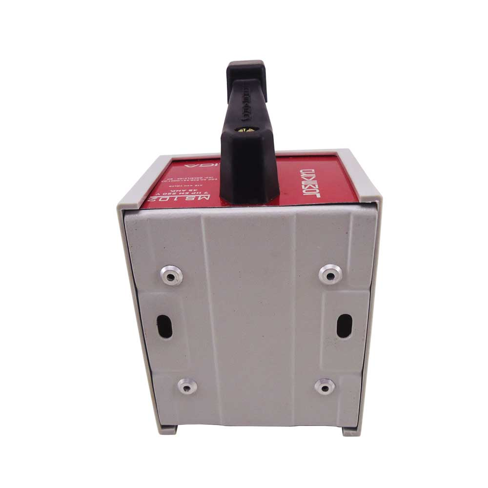 Chave Monofásica Simples 45 Amps 7,5 Cv Ms 102 Lombard