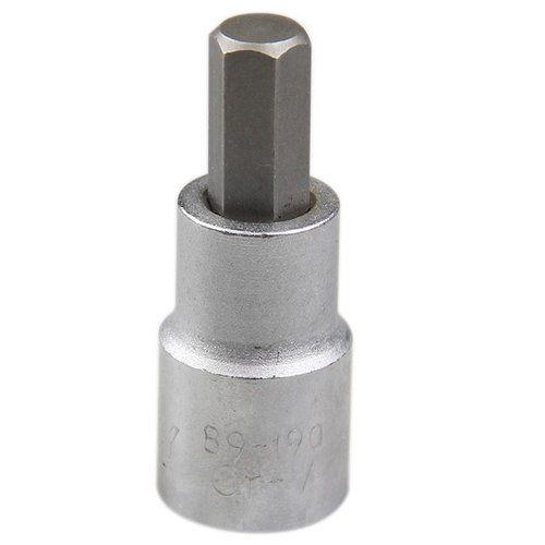 Chave Soquete Curto 6 mm com Encaixe de 1/2 Pol. STANLEY