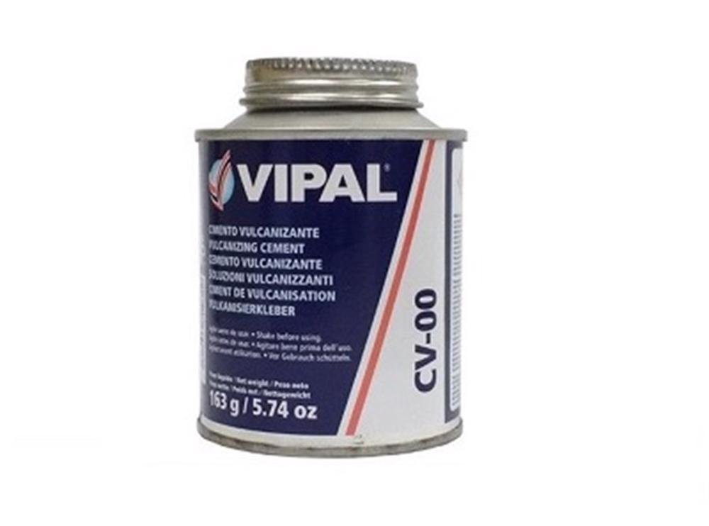 Cimento Vulcanizante A Frio 163gr Cv-00 Vipal