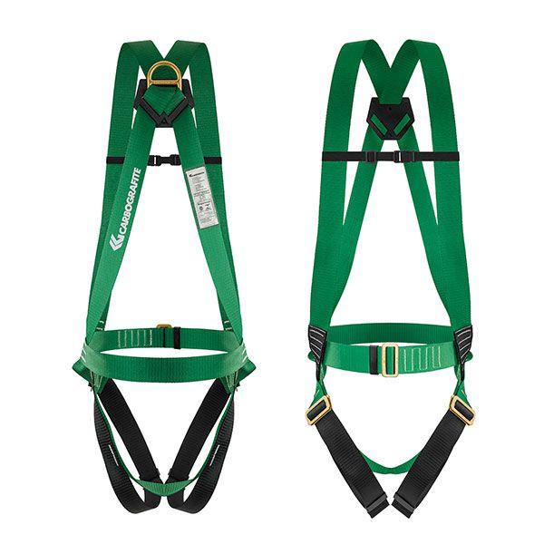 Cinturão de Segurança Paraquedista CG 780E Carbografite