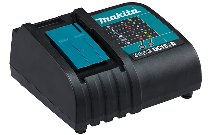 Combo Parafusadeira e Furadeira de Impacto a Bateria Makita