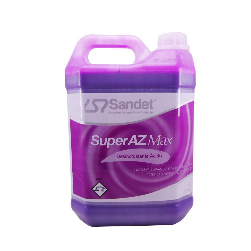 Limpa Pedra AZ Max 5L Sandet