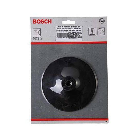 Disco De Borracha 125mm  Bosch