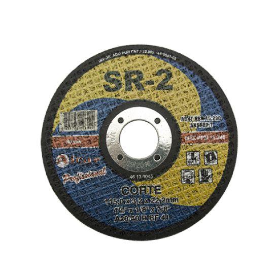 Disco de Corte 4.1/2 Pol. Para ferro – Alcar Pro
