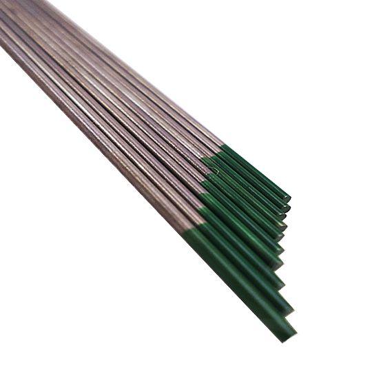 """Eletrodo de Tungstênio Puro 1.6mm x 150mm (1/16"""")"""