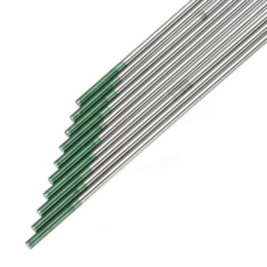 """Eletrodo de Tungstênio Puro 2.4mm (3/32"""") x 150mm"""