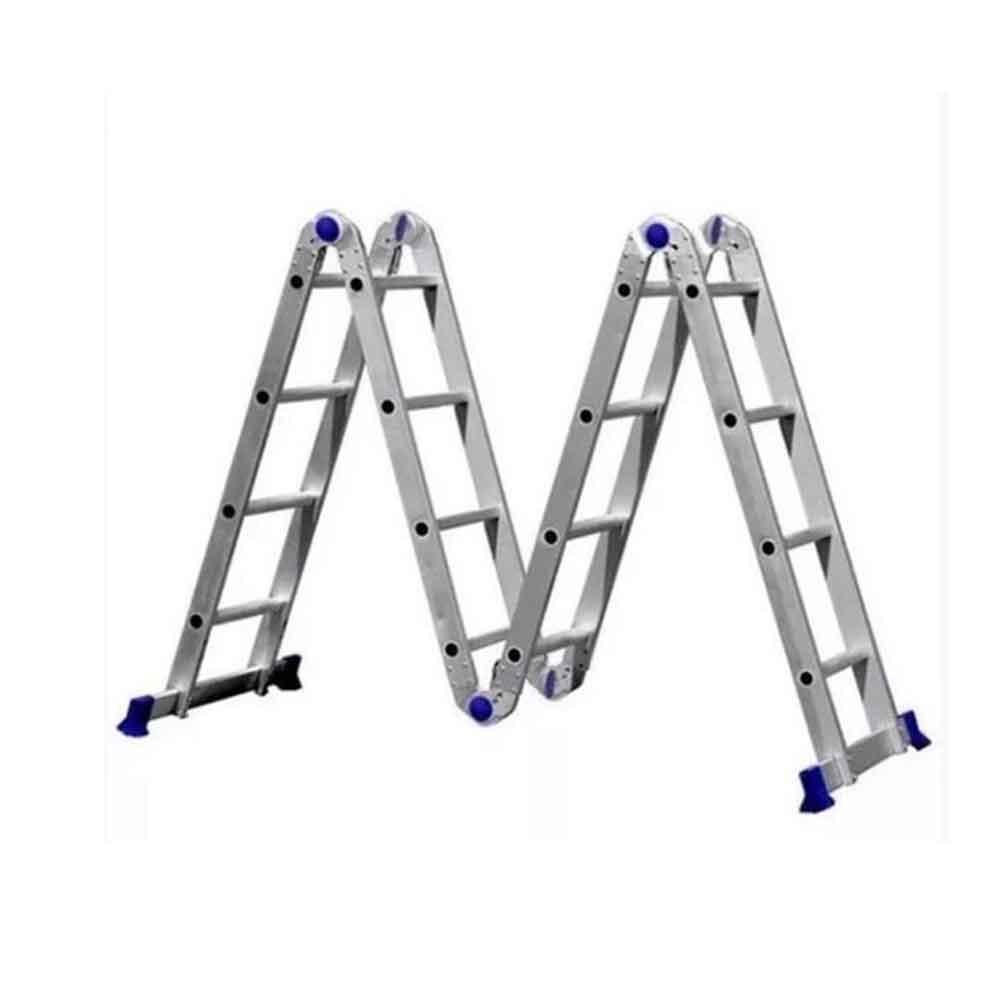 Escada Articulada Alumínio 13x1 Real Escadas 4x4