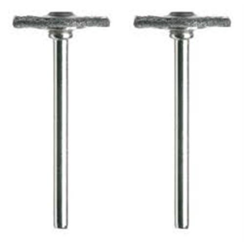 Escova de Aço Carbono 2 Peças 428-02 - Dremel