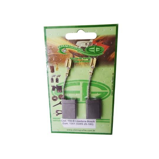 Escova De Carvão Para Esmerilhadeira e Lixadeira Bosch