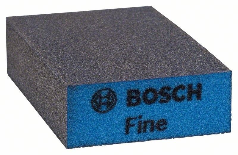Esponja Abrasiva Best Flat + Edge Gr. 100 e 180 – Original Bosch