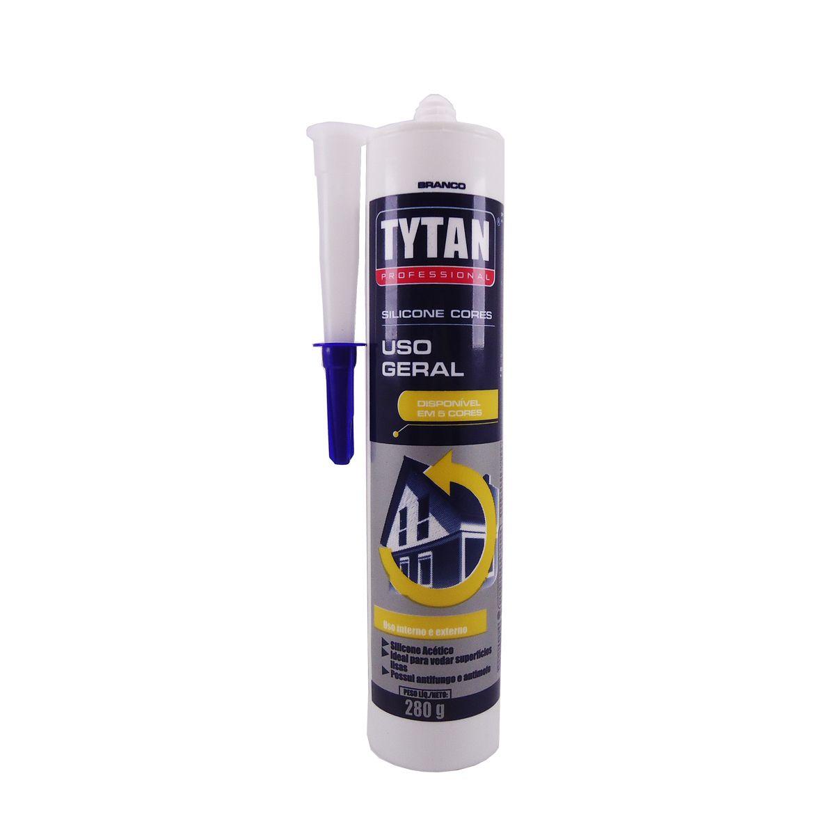 Veda Calhas Uso Geral Branco 280g Tytan