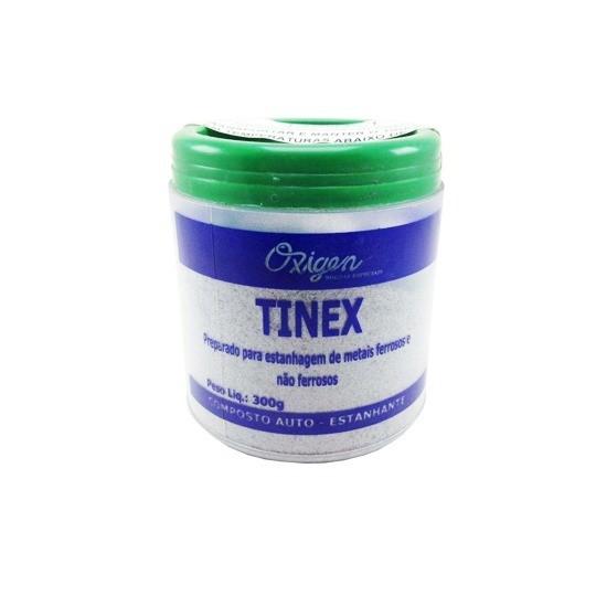 Fluxo Para Solda Tinex 300gr - Oxigen
