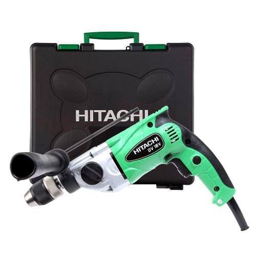 Furadeira De Impacto Velocidade Reversível 690watts 110v Hitachi Dv18v
