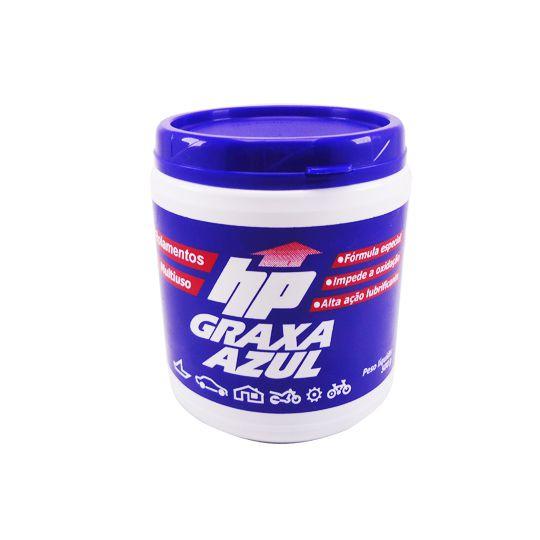 Graxa Azul Hp - 500g Nova Embalagem