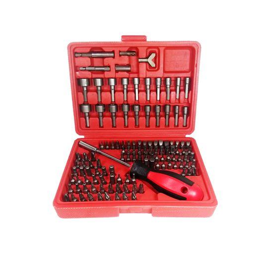 Jogo de ponta combinada com 122 peças 688543 Lee Tools