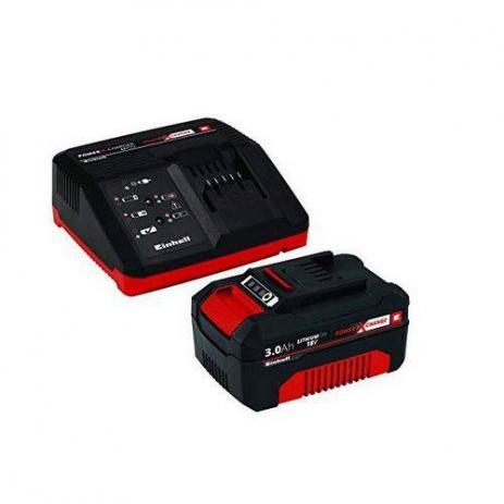 Kit Bateria 18v 3.0 Ah + Carregador Bivolt Einhell