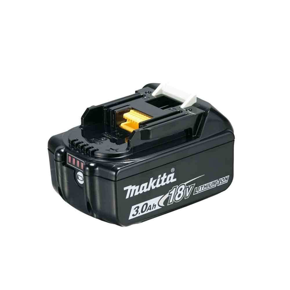 Kit Carregador Bivolt e Bateria 3.0ah Makita