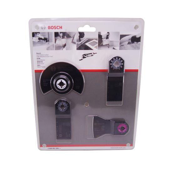 Kit de Corte e Remoção - Bosch 2608661696 P/ GOP