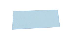 Lente ATP em Policarbonato Interna 53x103mm P/ Máscara Mega