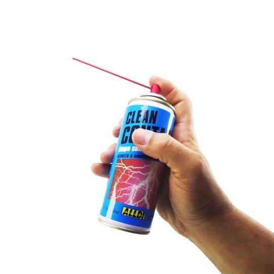 Limpa Contatos Elétricos Hp Clean Contact - 250 Ml