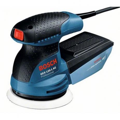 Lixadeira Excêntrica Bosch GEX 125-1 AE Professional  127V
