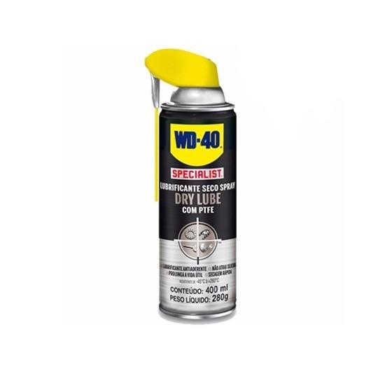 Lubrificante Seco Com Ptfe Dry Lube Specialist - 400ml